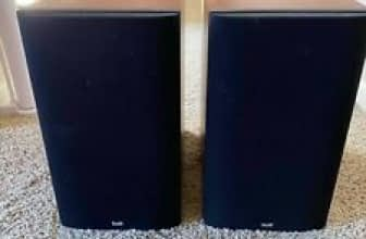 Bowers & Wilkins B&W 685 speakers in Red Cherry finish, excellent condition Bowers & Wilkins
