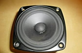 BOSTON ACOUSTICS MICRO 80X 3 1/2″ WOOFER Boston Acoustics