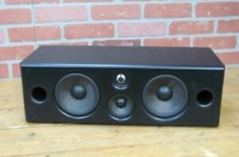 Proficient CC550 3-Way Center Channel Speaker Proficient