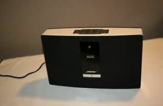 BOSE SOUNDTOUCH PORTABLE WI-FI MUSIC SYSTEM WIRELESS SPEAKER model 412540 Bose